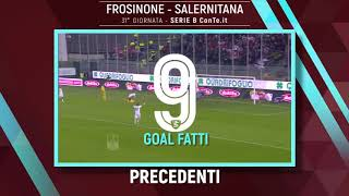 frosinone-salernitana-i-precedenti