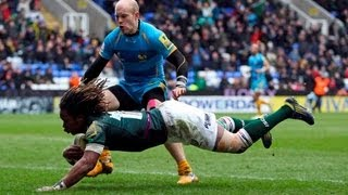 London Irish 30 - 19 London Wasps - Round 16 Highlights | Aviva Premiership Rugby