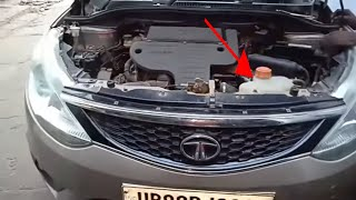 TATA zest clutch cylinder slave cylinder replace