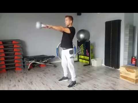 Różnoboczny mięśni Jak rozciągnąć
