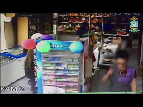 Щипач-виртуоз попал на камеры видеонаблюдения в Якутске