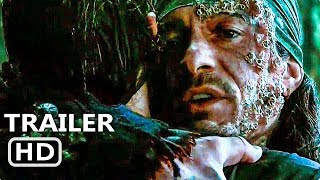 """PIRATES OF THE CARIBBEAN 5 """"Will Turner Meets His Son"""" Movie Clips (2017) Disney Movie HD"""