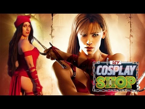 Elektra - DIY COSPLAY SHOP