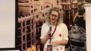 «На чём корпорации вертели вашу приватность», Артур Хачуян (Tazeros Global) - YouTube