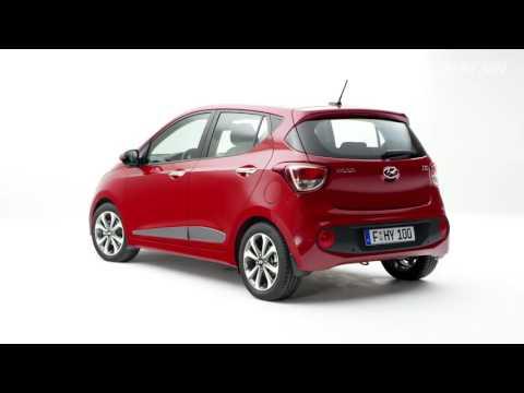 Giới thiệu chi tiết Hyundai Grand i10 2017