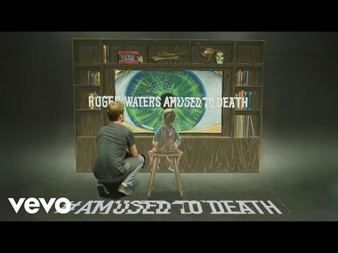 Amused to Death (3D Chalk Art)