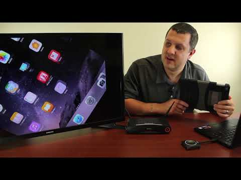 ClickShare CSE-200 & CSE-800 – Wireless Display Gateway Overview