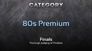 Car Design Competition: 80s Premium Sedan (Finals)