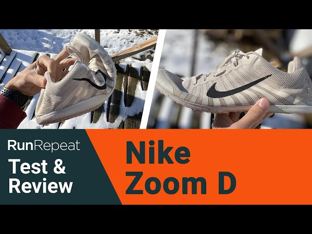 Only $20 + Review of Nike Zoom D