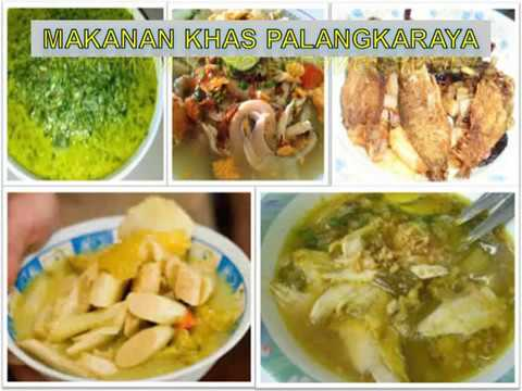 Video Pecinta Kuliner Wajib Coba | Makanan | Masakan Khas di Palangkaraya