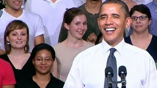 President Obama Speaks on Advanced Vehicle Technology