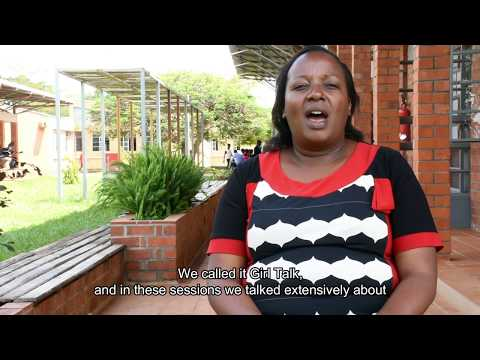 Responding to Gender-Based Violence in the National Teachers' Colleges