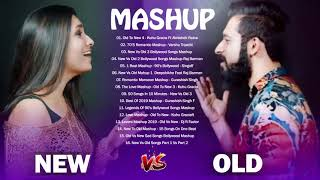 Old Vs New Bollywood Mashup Songs 2020 /90's Bollywood Songs Mashup Old to New 4 /OLD is Gold HINDI