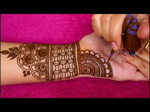 Fullhand Mehndi Design For Eid 2018 * New Simple Mehndi