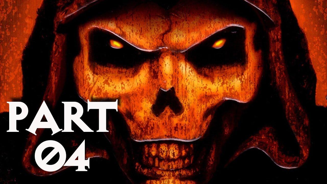 [Let's Play] Diablo 2 – Part 04: Die Grotte