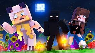 SPION BRICHT IN UNSER HAUS EIN Minecraft HAUS DeutschHD - Minecraft spielen um 3 uhr nachts