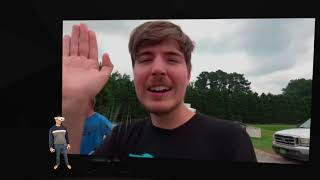Watching #MrBeast YouTube videos in YouTubeVR is like going to the movie theater (Oculus Quest 2)