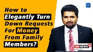 Request for Money - Tips to Turn Down Without Hurting