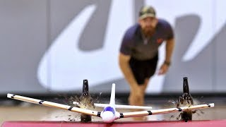 Download Youtube: Airplane Trick Shots | Dude Perfect