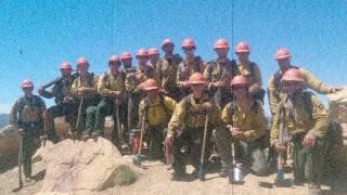 Mt. Taylor Hotshots 2015