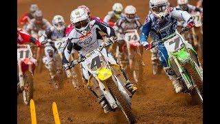 2006 Outdoor Motocross Season Highlights
