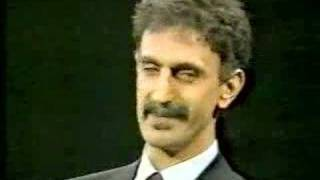 Frank Zappa / The Crossfire interview...