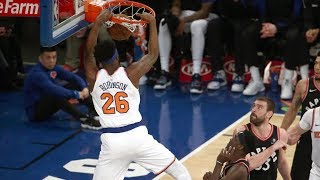 Mitchell Robinson Puts Up Monster Numbers Vs. Raptors   New York Knicks Post Game