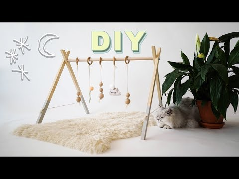 "DIY ""Baby Gym"" für Prinzessin Chibo 