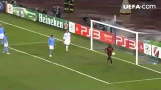 Футбол, Наполи - Манчестер Сити 2-1