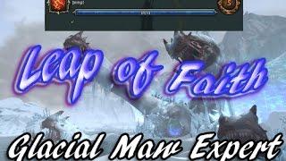 LEAP OF FAITH - Achievement | Glacial Maw - Expert [Rift 3.0 NT]