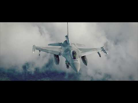 F-16 Baltic Air Policing 2019