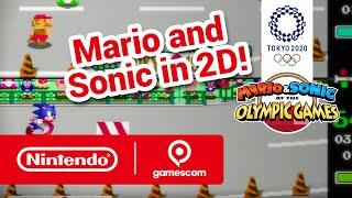 Nintendo Presents: Mario & Sonic at the Olympic Games Tokyo 2020 (gamescom 2019)