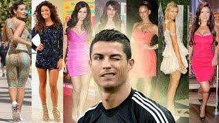 TOP 10 Novias De Cristiano Ronaldo