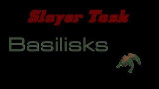 (OSRS) Slayer Task: Basilisk - Guide to Basilisk killing