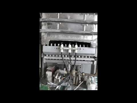 ремонт газовой колонки, основные причины поломки газовой колонки
