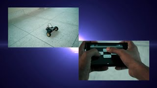 preview picture of video 'Motion Based Android Control Robot'