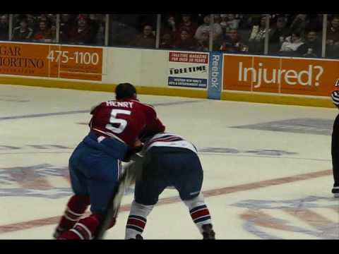 Jimmy Bonneau vs. Alex Henry