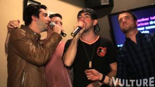 "All Time Low Karaoke-fy ""Dear Maria, Count Me In"""