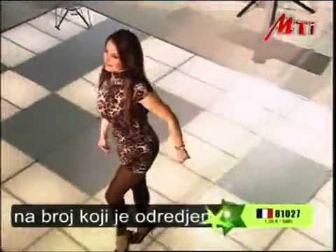 Tina Ivanovic - Laku noc pameti - (TV MTI 2009)