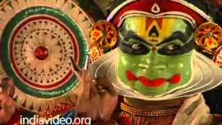 Purappad - Kathakali