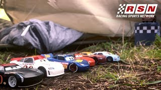 Cars Daredevil Garage Takes on the Woods | Racing Sports Network by Disney•Pixar Cars