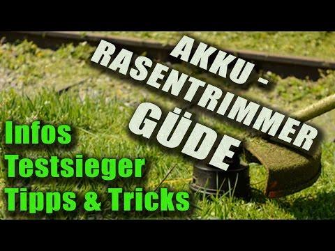 Akku Rastentrimmer Güde | Infos, Tipps und Testsieger | Akku-RasenTrimmer-Tests.de