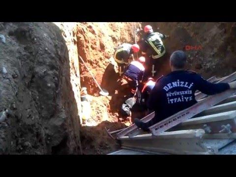 Hastane inşaatında göçük: 2 işçi öldü