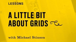 A Little Bit About Grids For Graphic Design And Typography