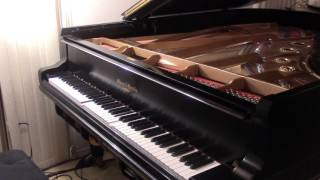 """""""Full Moon and Empty Arms""""  -Rachmaninoff- played by Bryan Pezzone on the LX"""