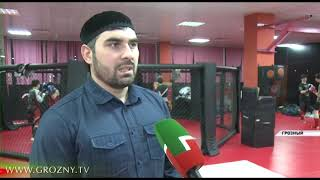 Команда из Чечни  заняла 2-е общекомандное место на Кубке страны по Панкратиону