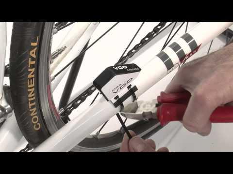 VDO CycleParts // Montage // M5/M6 Trittfrequenz