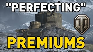 """Perfecting"" Preferential Premiums in World of Tanks"