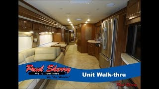 2014 Thor Motor Coach Tuscany XTE 40EX Walk-thru with Tim Martin |  R15603