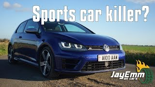 Does the VW Golf R Render Sports Cars Obsolete?